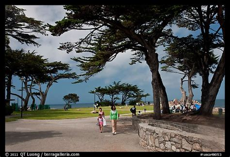 picturephoto lovers point park pacific grove