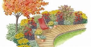 Blumenbeete Zum Nachpflanzen : beet mit dahlien zum nachpflanzen mein sch ner garten ~ Yasmunasinghe.com Haus und Dekorationen