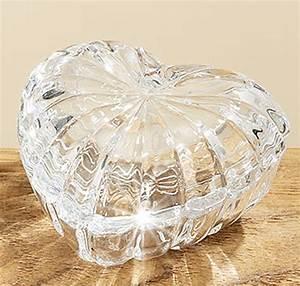 Glasdose Mit Deckel : glasschale herz glasdose in herzform mit deckel glasbeh lter ~ Markanthonyermac.com Haus und Dekorationen