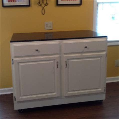 kitchen island made from base cabinets moveable kitchen island made out of a base kitchen cabinet