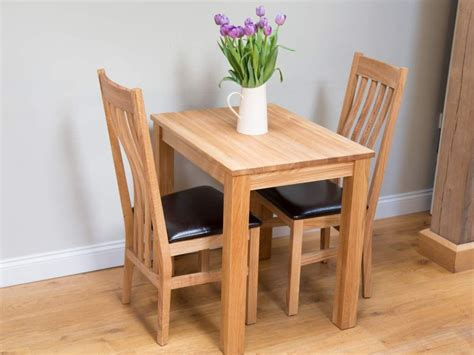 small kitchen table with 2 chairs small solid oak dining table cheap 2 seater kitchen