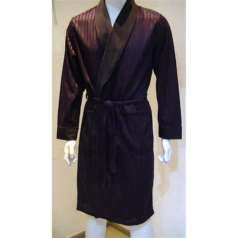 homme de chambre robe chambre homme luxe