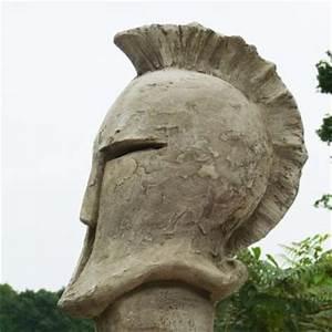 Gartendeko Auf Rechnung : gartendeko aus steinguss ritterhelm helmet ~ Themetempest.com Abrechnung