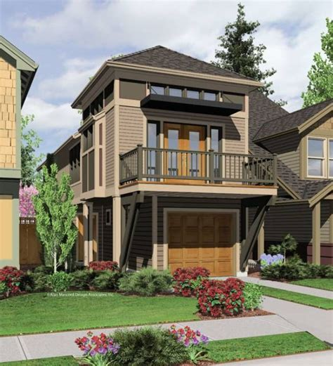 townhouse plans narrow lot 17 best images about narrow lots on pinterest house plans house plans with photos and garage