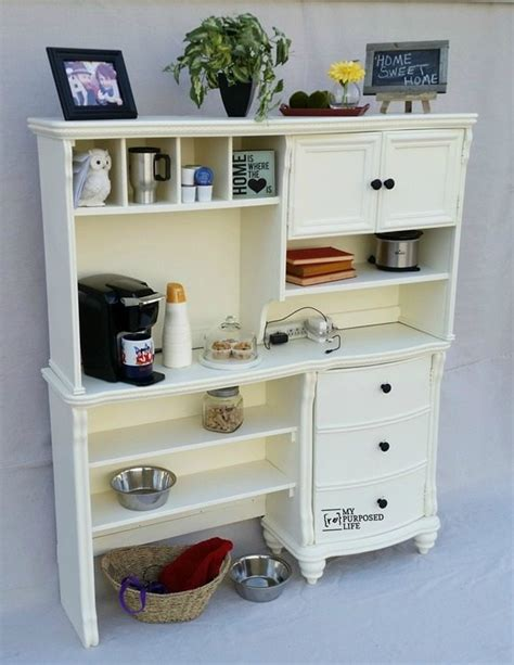 Kitchen Desk With Hutch by Desk Project Ideas My Repurposed
