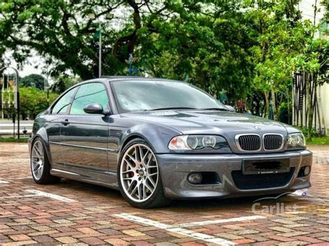 Bmw M3 2005 3.2 In Melaka Manual Coupe Grey For Rm 159,000