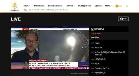 aljazeera net mobile regarder al jazeera en direct gratuit sur al