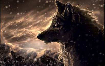 Wolf Fantasy Wallpapers Wolves