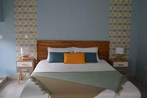 attrayant conseil peinture chambre 2 couleurs 14 With chambre peinture 2 couleurs