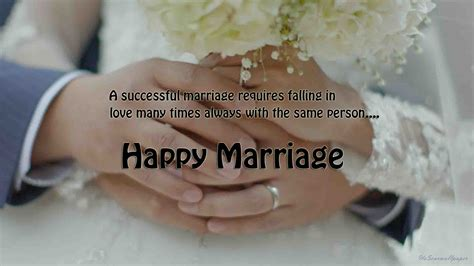 happy marriage quotes sayings  images  site