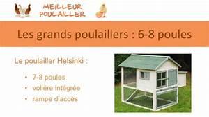 Blé Pour Poule Pas Cher : grand poulailler pour 6 8 poules pas cher youtube ~ Carolinahurricanesstore.com Idées de Décoration