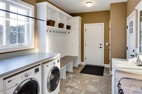 Laundry Room  Mud Room  Traditional  Laundry Room