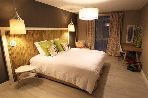 chambre en bambou chambre decoration bambou visuel 7