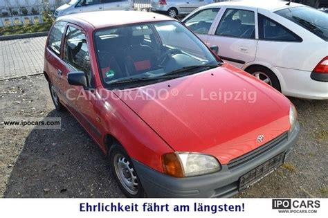 1997 Toyota Starlet 1.3 75 Hp, Reliable Car Beginners