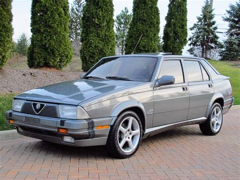 Alfa Romeo Verde For Sale by 1988 Alfa Romeo Verde 3 0 For Sale