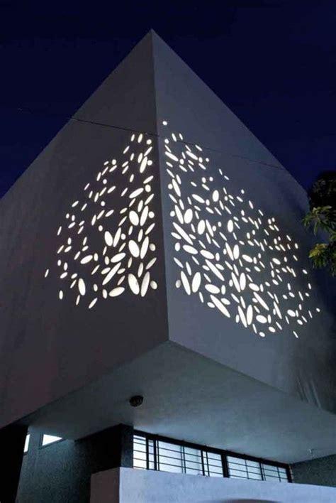 house  jali wall cast  bangalore architecture