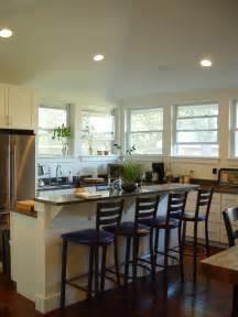 black granite top kitchen island 10 great bar in kitchen ideas