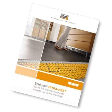 ditra floor and decor floor decor resources schluter