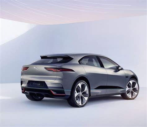 2018 Jaguar I Pace Review Design Engine Release Date