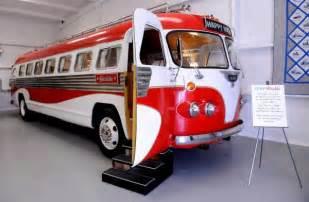 Movie RV Bus Motorhome