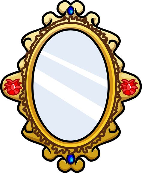 Mirror Image Mirror Clipart Transparent Pencil And In Color Mirror