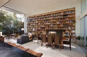 40 home library design ideas for a remarkable interior - Simple Livingroom