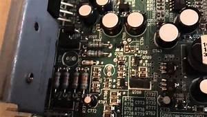 Honda Accord Radio Back Light Fix Tutorial