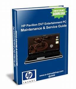 Hp Pavilion Dv7 Service Manual