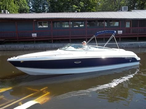 Formula Boats Gas Dock by Formula 260 Bowrider 2004 For Sale For 10 000 Boats