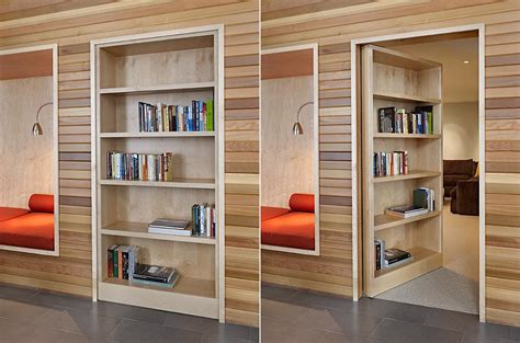 Bookcase Door by Bookcase Door By Deforest Icreatived