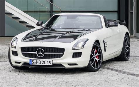 mercedes sls amg gt roadster edition 2014
