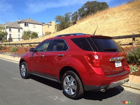 2013 Chevrolet Equinox Reviews by 2013 Chevrolet Equinox Impressions Editor S Review
