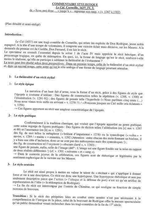 le mariage de figaro analyse acte 1 1 premi 232 re l3 2012 2013 texte 8 le cid p corneille acte