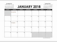 Kalender planer 4 2019 2018 Calendar Printable with
