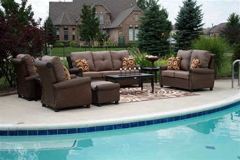 outdoor patio furniture sets for relaxing decorifusta
