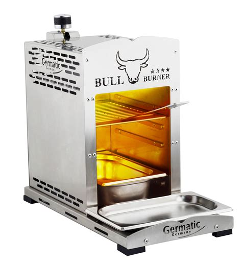 800 grad grill 800 grad bull burner oberhitze gasgrill bbq steak grill fleischgrill ebay