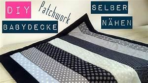 Patchworkdecke Selber Nähen : diy babydecke patchworkdecke selber n hen n hen f r ~ Lizthompson.info Haus und Dekorationen