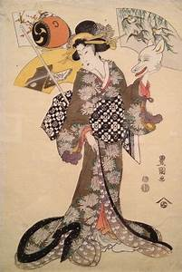 Ancient Japanese Art Geisha | www.imgkid.com - The Image ...