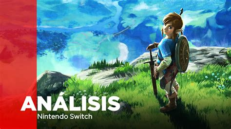 [análisis] The Legend Of Zelda Breath Of The Wild  Nintenderoscom  Nintendo Switch, 3ds, Wii U
