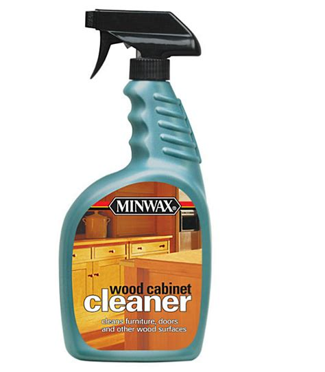 wood cleaning spray buy the minwax 521270006 wood cabinet cleaner spray 32 oz hardware world