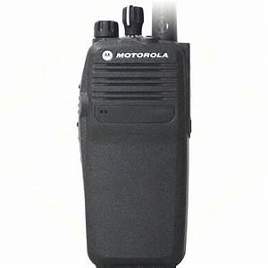 Motorola Xpr 6350 Vhf Mototrbo Portable