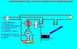 Circuito Electrico De Refrigeracion