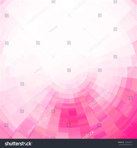 Abstract Pattern Background Pink Colors Vector Stock Abstract Shining Geometric Pattern In Pink Colors Vector
