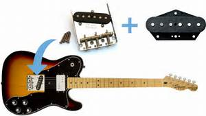 A Squier Telecaster Pickup Upgrade And Build Guide
