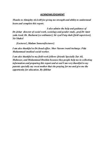 sample   acknowledgement   research paper