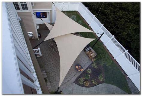patio sail shade covers patios home furniture ideas