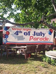 Normal Heights 4th of July Parade 2014