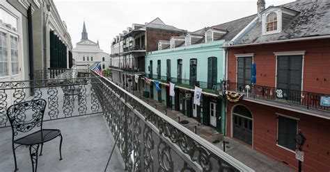 seven new orleans hotels with amazing history