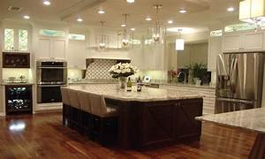 Newest kitchen designs pendant lights over island