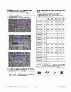 Lg Led Tv 42ls3400 Service Manual